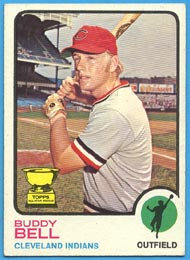 1973 Topps Baseball Cards      031      Buddy Bell RC