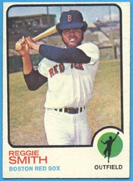 1973 Topps Baseball Cards      040      Reggie Smith