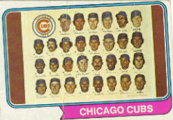 1974 Topps Baseball Cards      211     Chicago Cubs TC