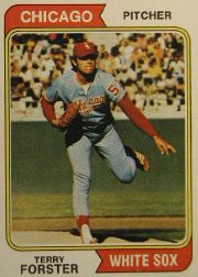 1974 Topps Baseball Cards      310     Terry Forster