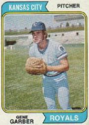 1974 Topps Baseball Cards      431     Gene Garber RC