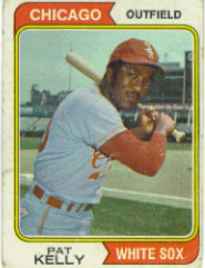 1974 Topps Baseball Cards      046      Pat Kelly