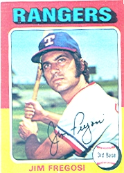 1975 Topps Baseball Cards      339     Jim Fregosi