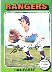 1975 Topps Mini Baseball Cards      644     Bill Fahey