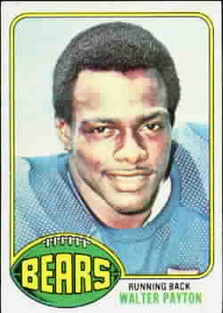 1976 Topps Football Cards