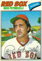 1977 Topps Baseball Cards      111     Rico Petrocelli