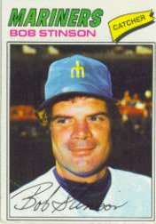 1977 Topps Baseball Cards      138     Bob Stinson