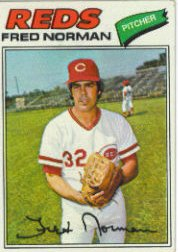 1977 Topps Baseball Cards      139     Fred Norman