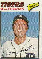 1977 Topps Baseball Cards      022      Bill Freehan