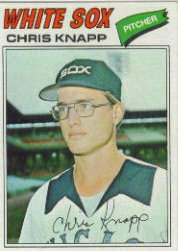 1977 Topps Baseball Cards      247     Chris Knapp RC