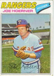 1977 Topps Baseball Cards      256     Joe Hoerner