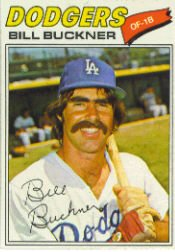1977 Topps Baseball Cards      027      Bill Buckner
