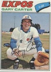 1977 Topps Baseball Cards      295     Gary Carter