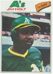 1977 Topps Baseball Cards      031      Jim Todd