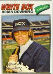 1977 Topps Baseball Cards      344     Brian Downing