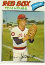 1977 Topps Baseball Cards      358     Tom House