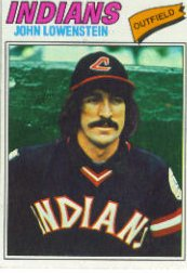1977 Topps Baseball Cards      393     John Lowenstein