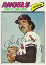 1977 Topps Baseball Cards      426     Dick Drago