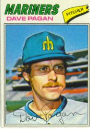 1977 Topps Baseball Cards      508     Dave Pagan