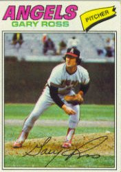 1977 Topps Baseball Cards      544     Gary Ross