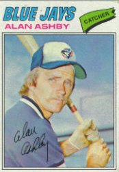 1977 Topps Baseball Cards      564     Alan Ashby