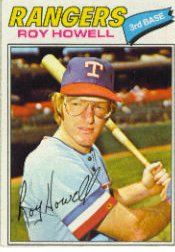 1977 Topps Baseball Cards      608     Roy Howell
