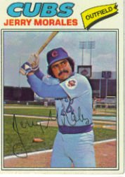 1977 Topps Baseball Cards      639     Jerry Morales