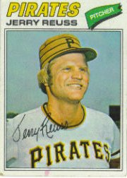 1977 Topps Baseball Cards      645     Jerry Reuss