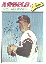 1977 Topps Baseball Cards      650     Nolan Ryan