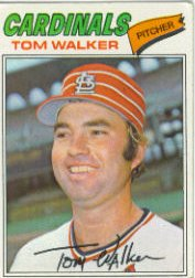 1977 Topps Baseball Cards      652     Tom Walker