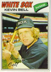 1977 Topps Baseball Cards      083      Kevin Bell RC