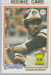 1978 Topps Baseball Cards      036      Eddie Murray RC