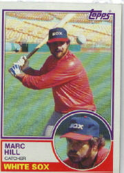 1983 Topps      124     Marc Hill