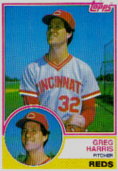 1983 Topps      295     Jerry Remy
