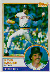 1983 Topps      372     Terry Crowley
