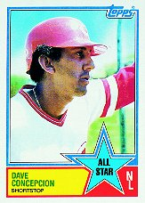 1983 Topps      399     Mike Schmidt AS