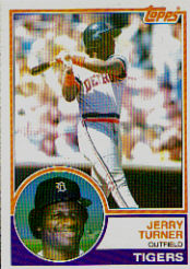 1983 Topps      041      Jerry Turner
