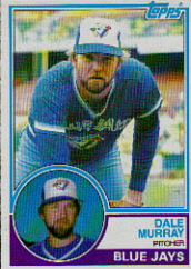 1983 Topps      042      Dale Murray