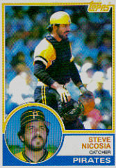 1983 Topps      461     Steve Trout