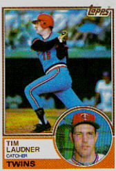 1983 Topps      528     Jamie Easterly