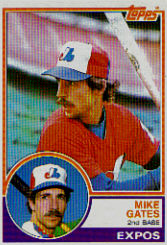 1983 Topps      656     Dave Frost