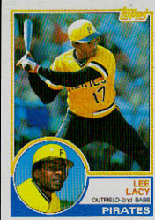 1983 Topps      069      Lee Lacy