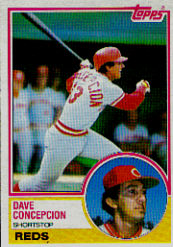1983 Topps      719     Rich Gale