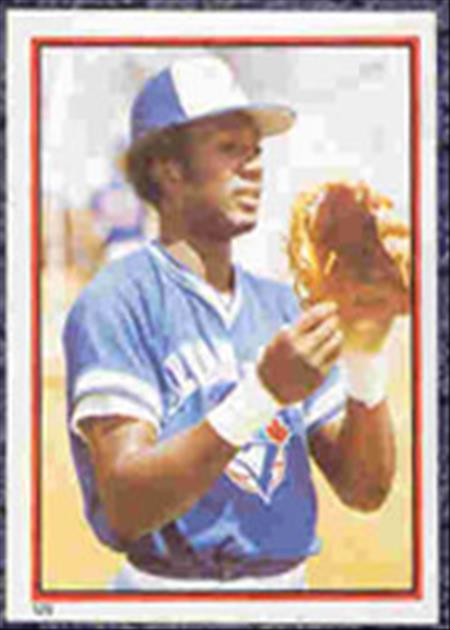 1983 Topps Baseball Stickers     129     Alfredo Griffin