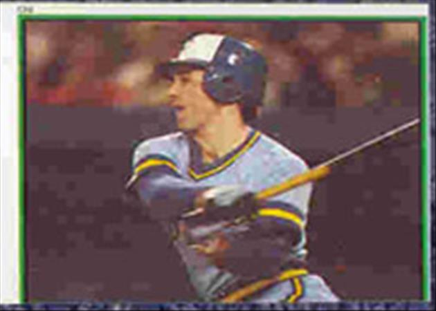 1983 Topps Baseball Stickers     139     Paul Molitor RB
