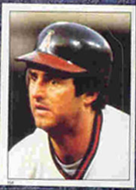 1983 Topps Baseball Stickers     158     Fred Lynn LCS