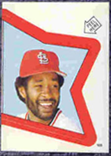 1983 Topps Baseball Stickers     168     Ozzie Smith