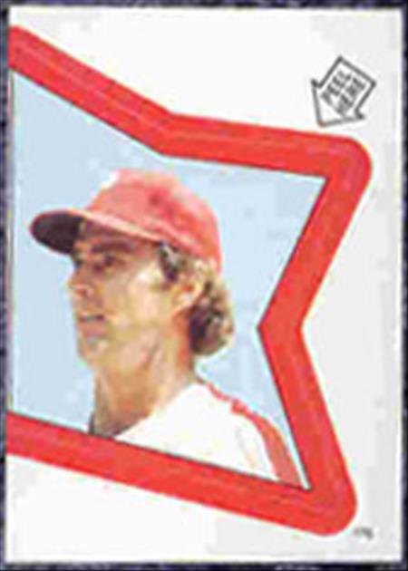 1983 Topps Baseball Stickers     176     Steve Carlton