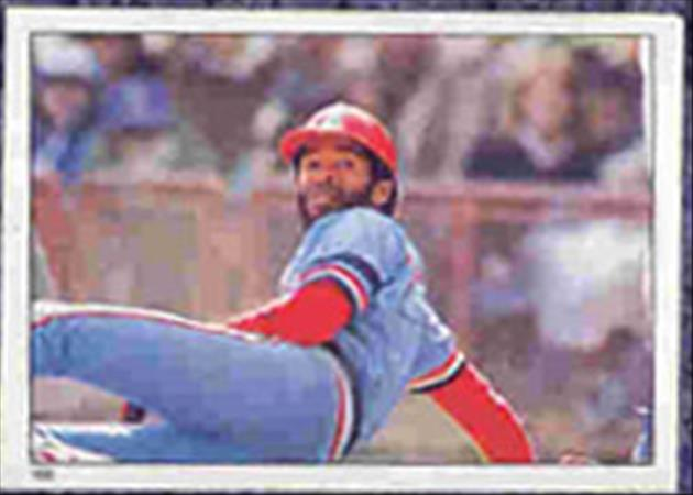 1983 Topps Baseball Stickers     186     Ozzie Smith WS