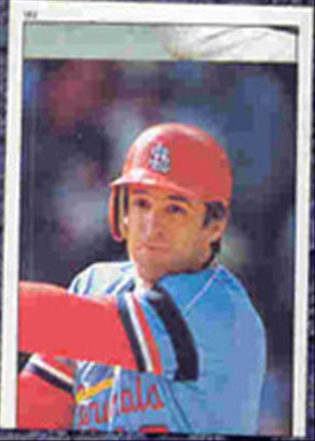 1983 Topps Baseball Stickers     189     Dane Iorg WS